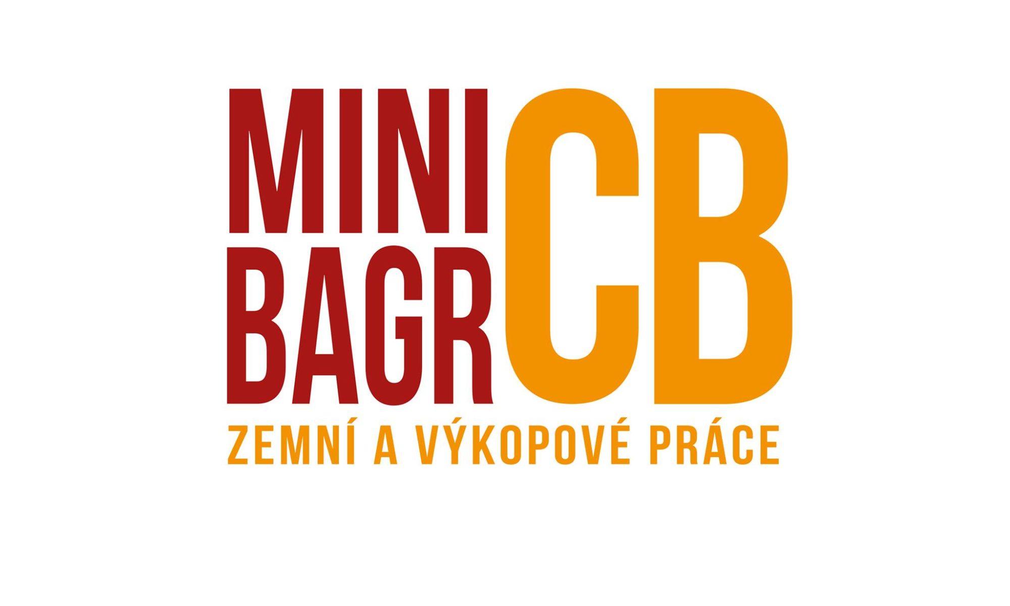 Minibagr ČB